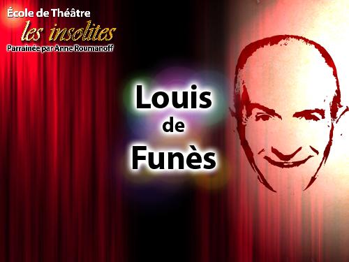 Classe Louis de Funès