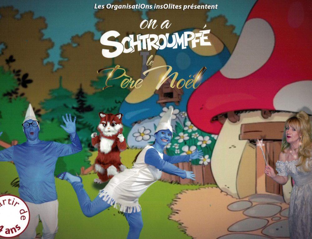 On a Schtroumpfé le Père Noël [nouvelle comédie 2017]